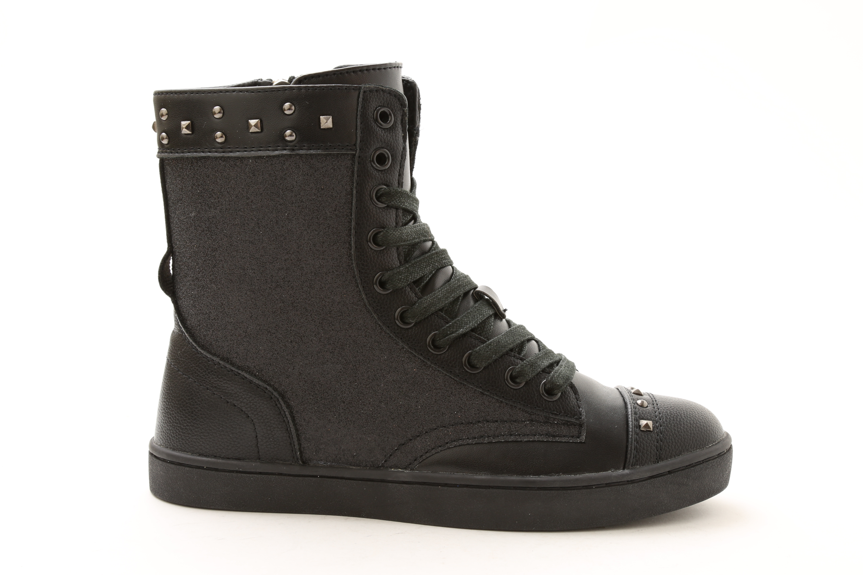 Pastry Military Glitz Sneaker Boot